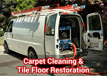 Carpet Cleaning & Tile Floor Restoration